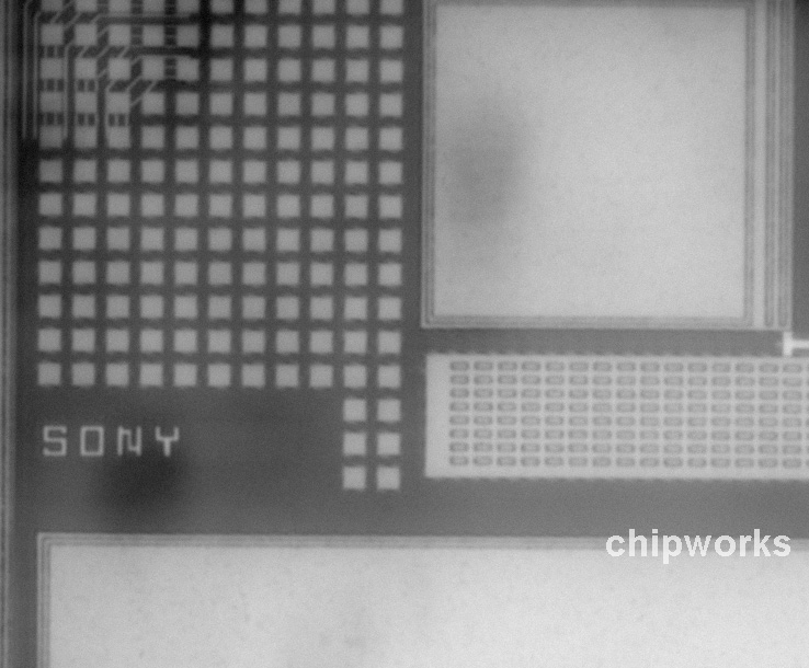 The iPhone 5 camera uses an 8-megapixel sensor from Sony, ChipWorks found.