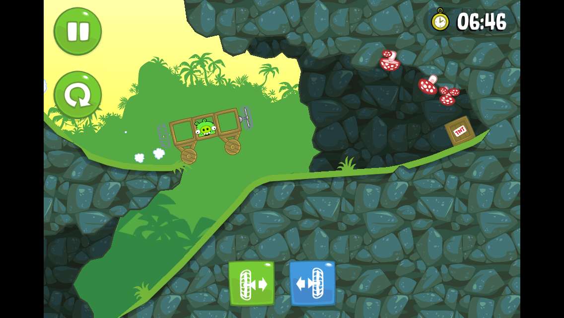 Bad Piggies (iOS)