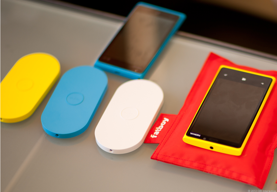 Nokia's wireless charging options