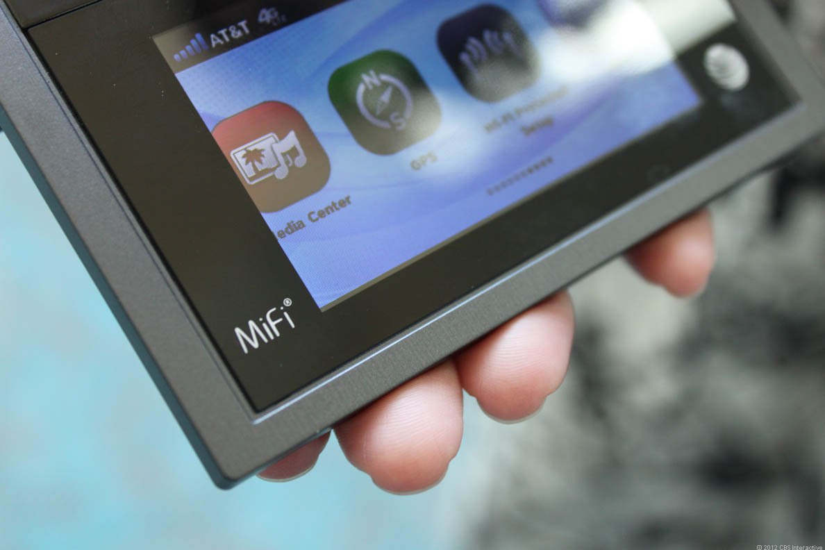 The MiFi Liberate 4G LTE hot spot