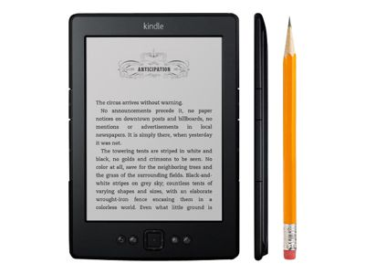 Amazon Kindle Wi-Fi - eBook reader - 2 GB - 6""