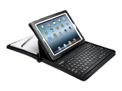 Kensington KeyFolio Executive & Mobile Organizer - keyboard