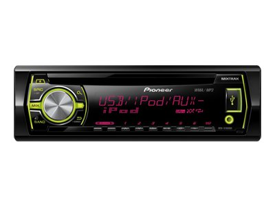 Pioneer DEH-X3500UI - car - CD receiver - in-dash unit - Full-DIN