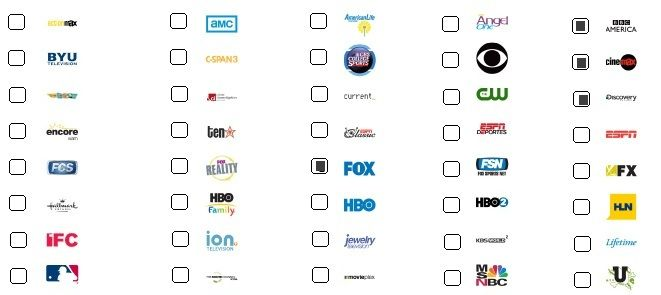 With Koo Dey Ta, you'll be able to pick and choose the TV channels you want.