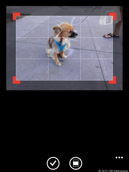 Windows Phone 8 adds cropping, rotation