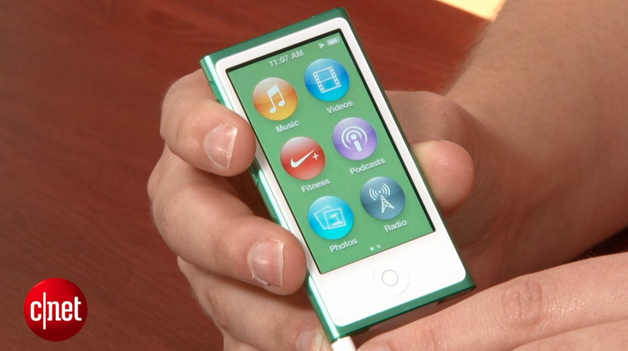 Video: iPod Nano (7th generation)