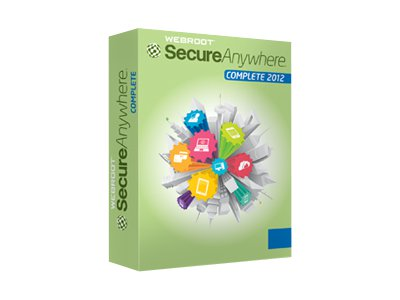 SecureAnywhere Complete 2012 - subscription package