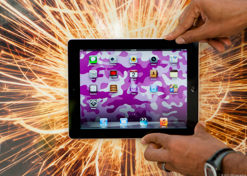 iPad with Retina Display makes $399 comeback, knocks out iPad 2