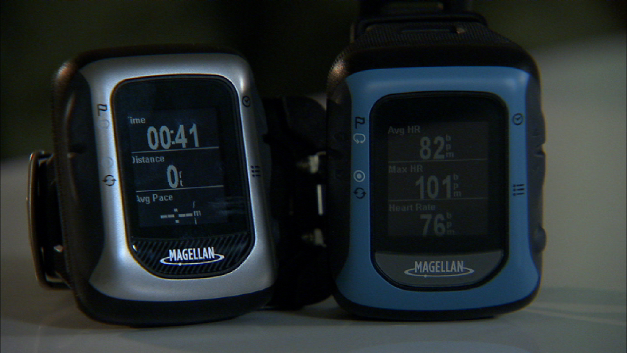 Video: Monitor your next run or swim with the Magellan Switch series