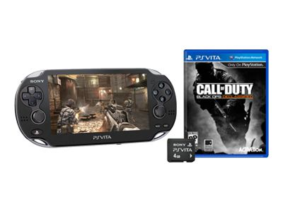 Sony PlayStation Vita Black Ops: Declassified Bundle