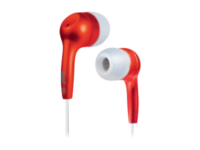 jWIN JH E21 Lightweight Earphones (Red)