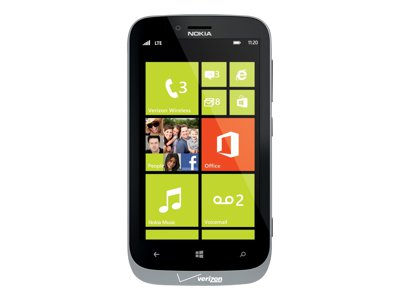 Nokia Lumia 822 - white (Verizon Wireless)