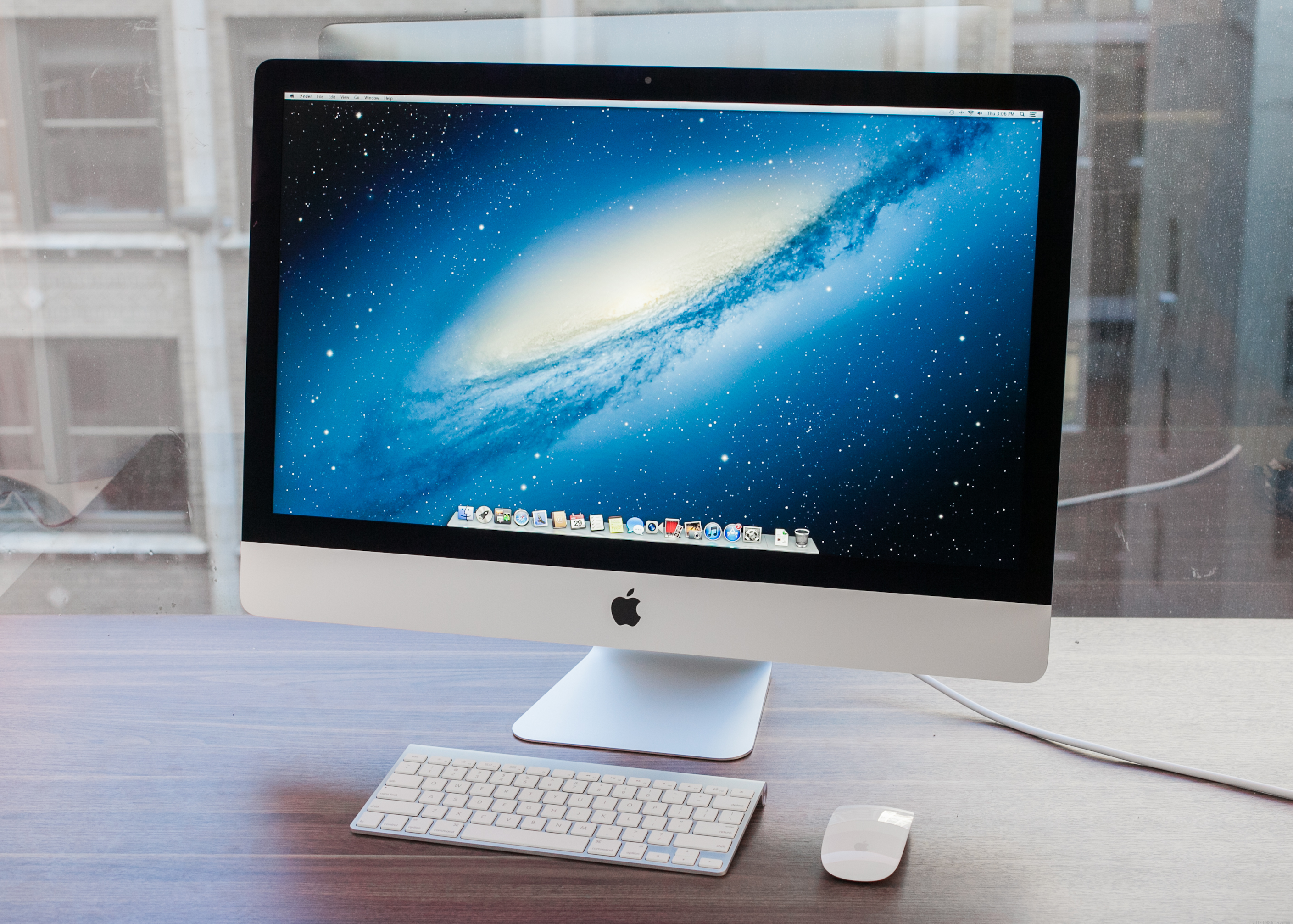 Apple iMac (21.5-inch, 2.7GHz, fall 2012)