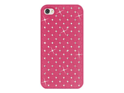 Amzer Diamond Lattice Snap On Shell Case - case for cellular phone