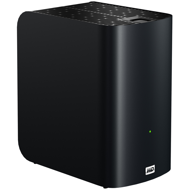 The My Book Live Duo NAS server from WD.