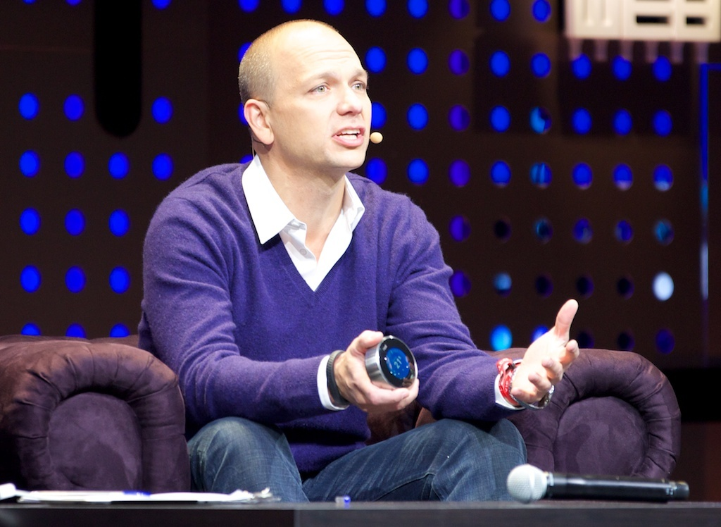 Tony Fadell, CEO and founder of Nest Labs, speaking at LeWeb 2012.