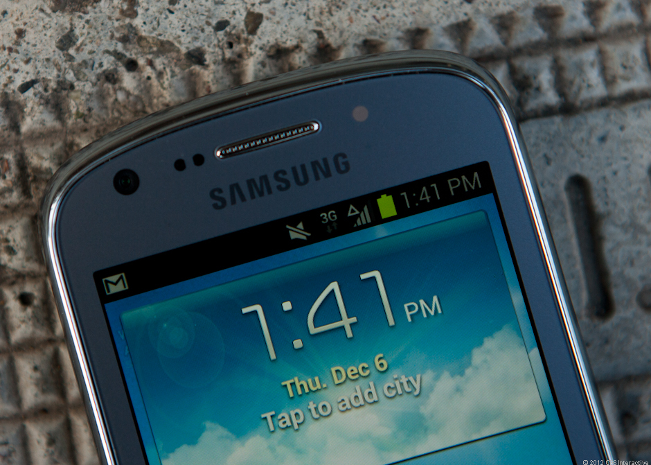 Samsung Galaxy Axiom (U.S. Cellular)
