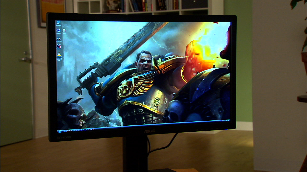 Video: This Asus monitor keeps the price right while packing in features