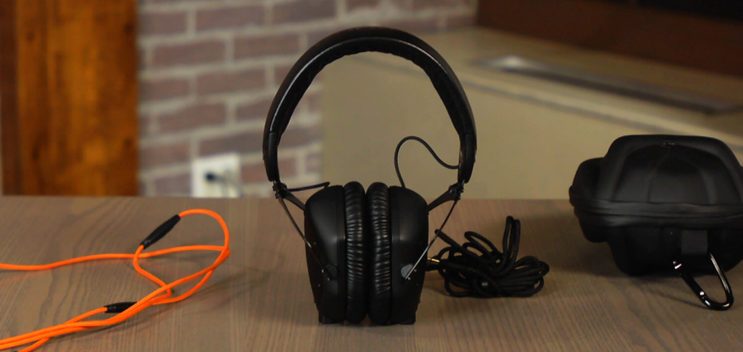 Video: V-Moda Crossfade M-100 headphones