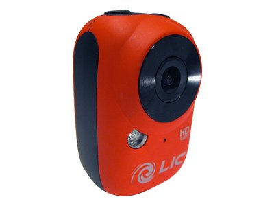 Liquid Image Ego (Red)