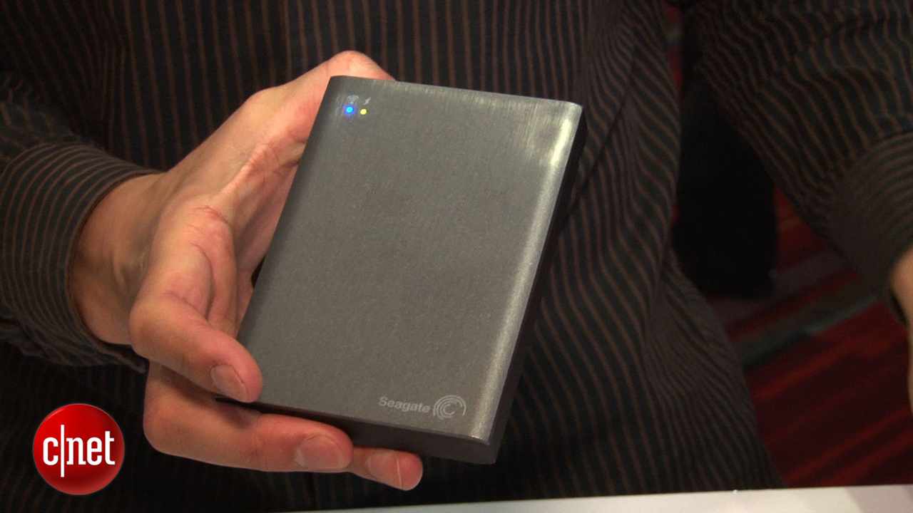Video: Seagate Wireless Plus