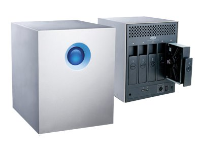 LaCie 5big Thunderbolt Series - hard drive array