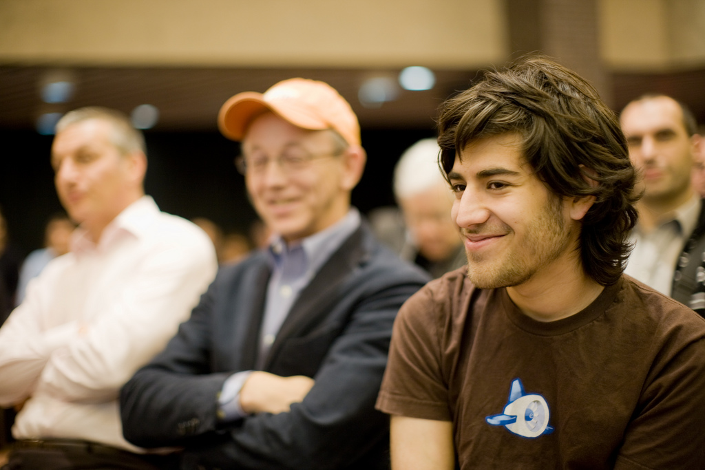 Aaron Swartz, who committed suicide two days after federal prosecutors rejected his attorney's proposal for no prison time.