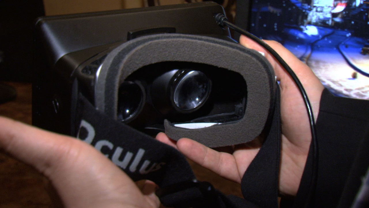 Video: Step into a virtual reality with the Oculus Rift