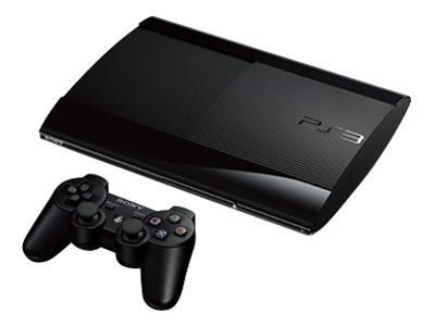 Sony PlayStation 3 Super Slim (500GB) [Japan]