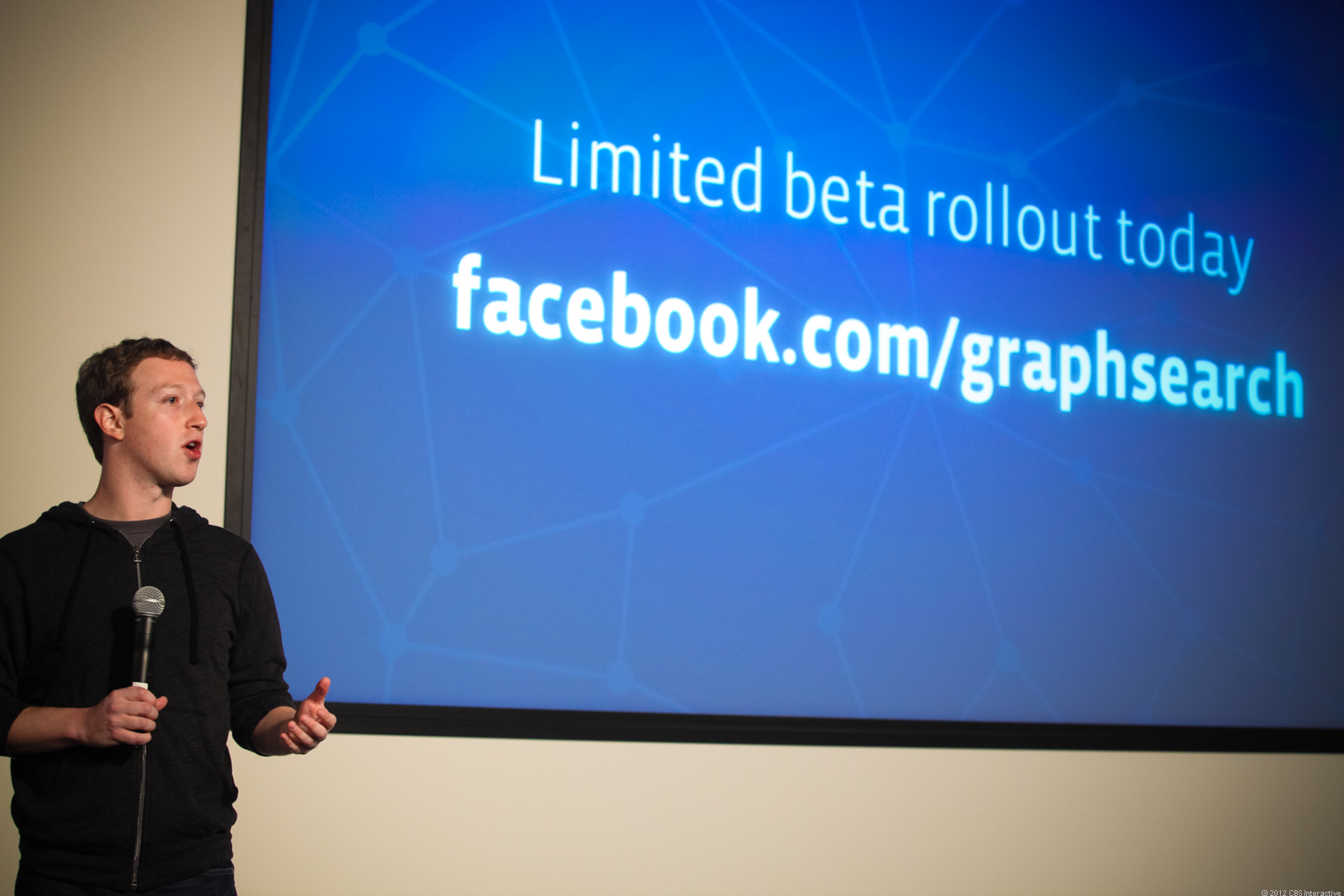 Mark Zuckerberg introduces Graph Search on Tuesday. Should Google worry?