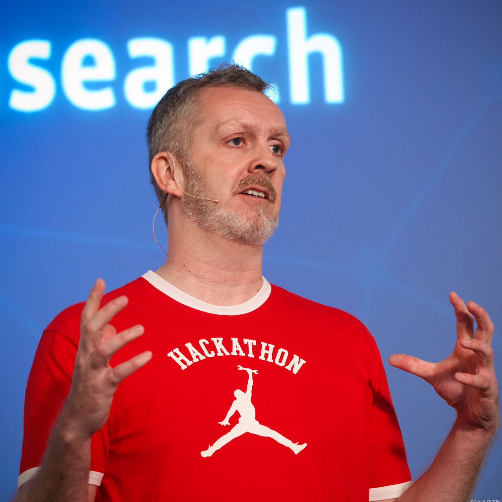 Lars Rasmussen, a former Google employee, is leading Facebook's efforts in search.