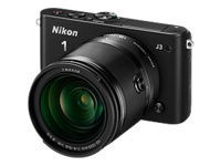 Nikon 1 J3 (with 10-100mm Lens, Black)