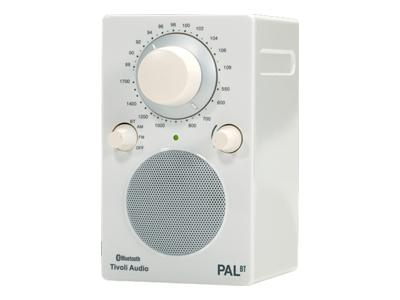 Tivoli Audio PAL BT (glossy white/white)