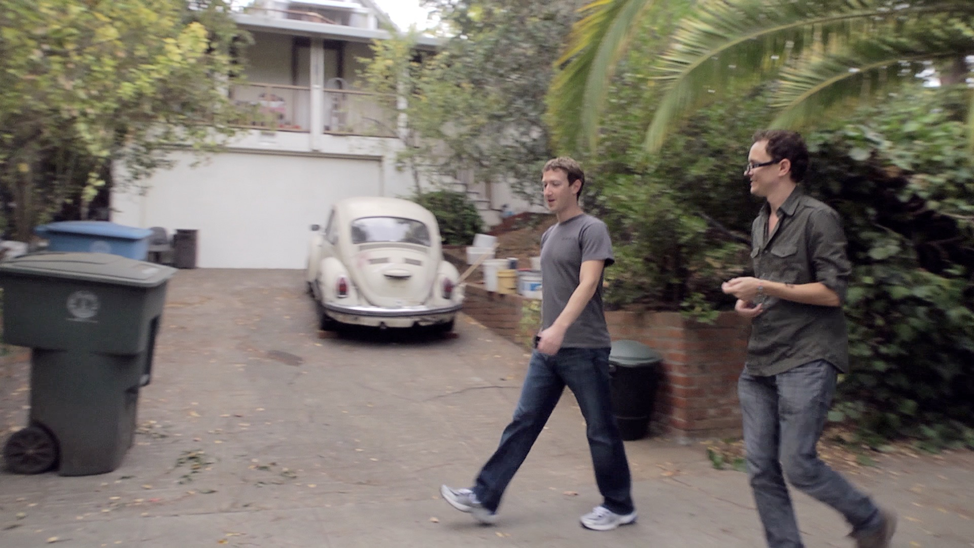 "Hoback ambushes Mark Zuckerberg in ""Terms and Conditions May Apply."""