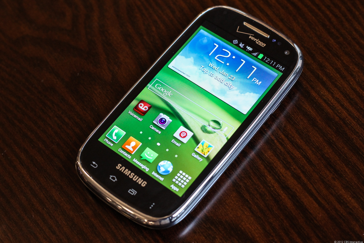 Samsung Galaxy Stratosphere II (Verizon Wireless)