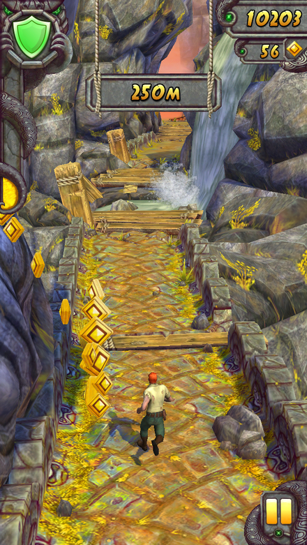 Temple Run 2 (iOS)