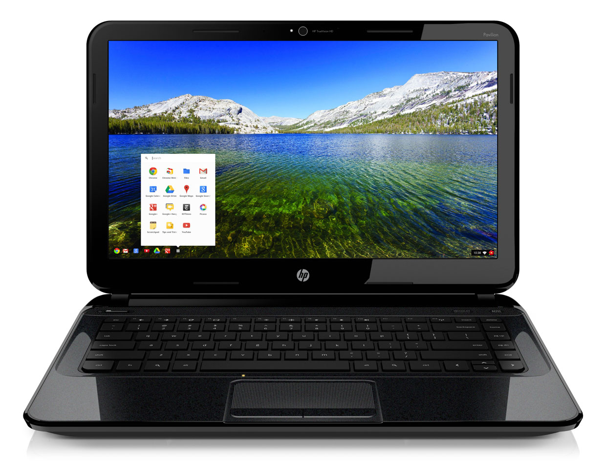 HP's Pavilion 14 Chromebook