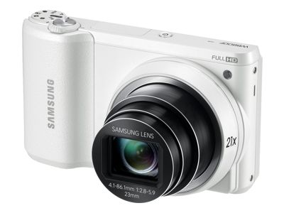 Samsung SMART Camera WB800F (White)