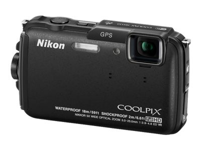 Nikon Coolpix AW110 (Blue)