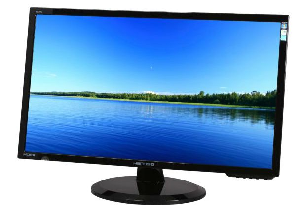 This mammoth monitor can really transform your desktop, all for under $200.