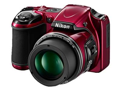 Nikon Coolpix L820 (Red)
