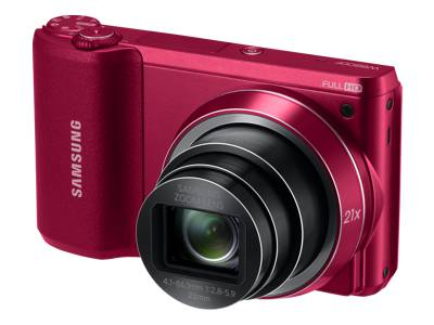 Samsung Smart Camera WB800F (Red)