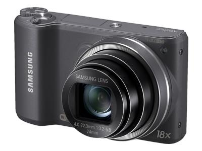 Samsung SMART Camera WB250F (Gun Metal)