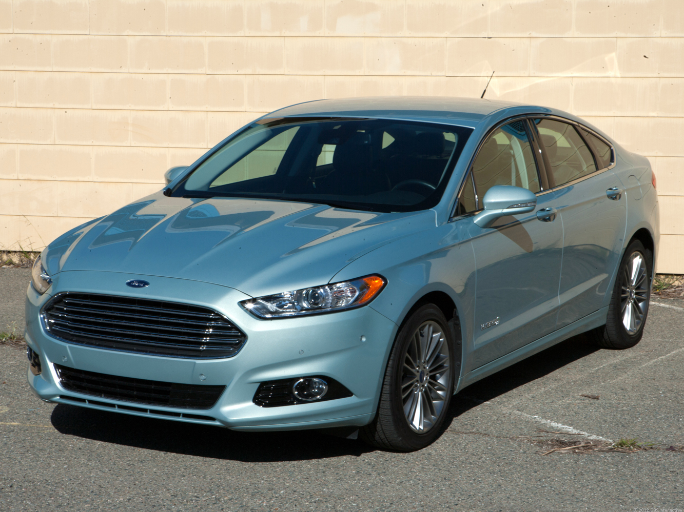 2013 ford fusion hybrid review cnet. Black Bedroom Furniture Sets. Home Design Ideas