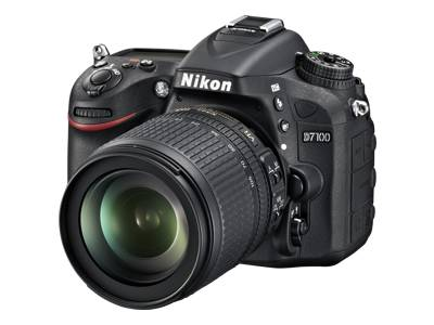 Nikon D7100 (with 18-140mm and 55-300mm VR lenses)