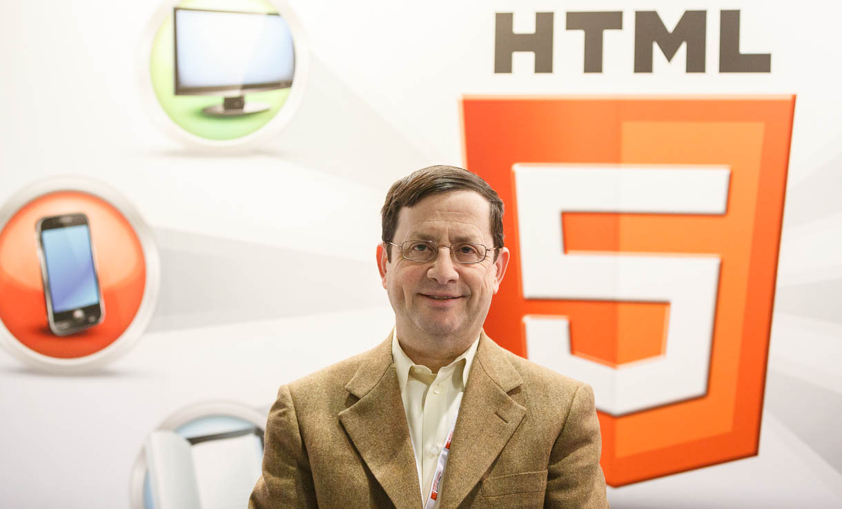 W3C CEO Jeff Jaffe