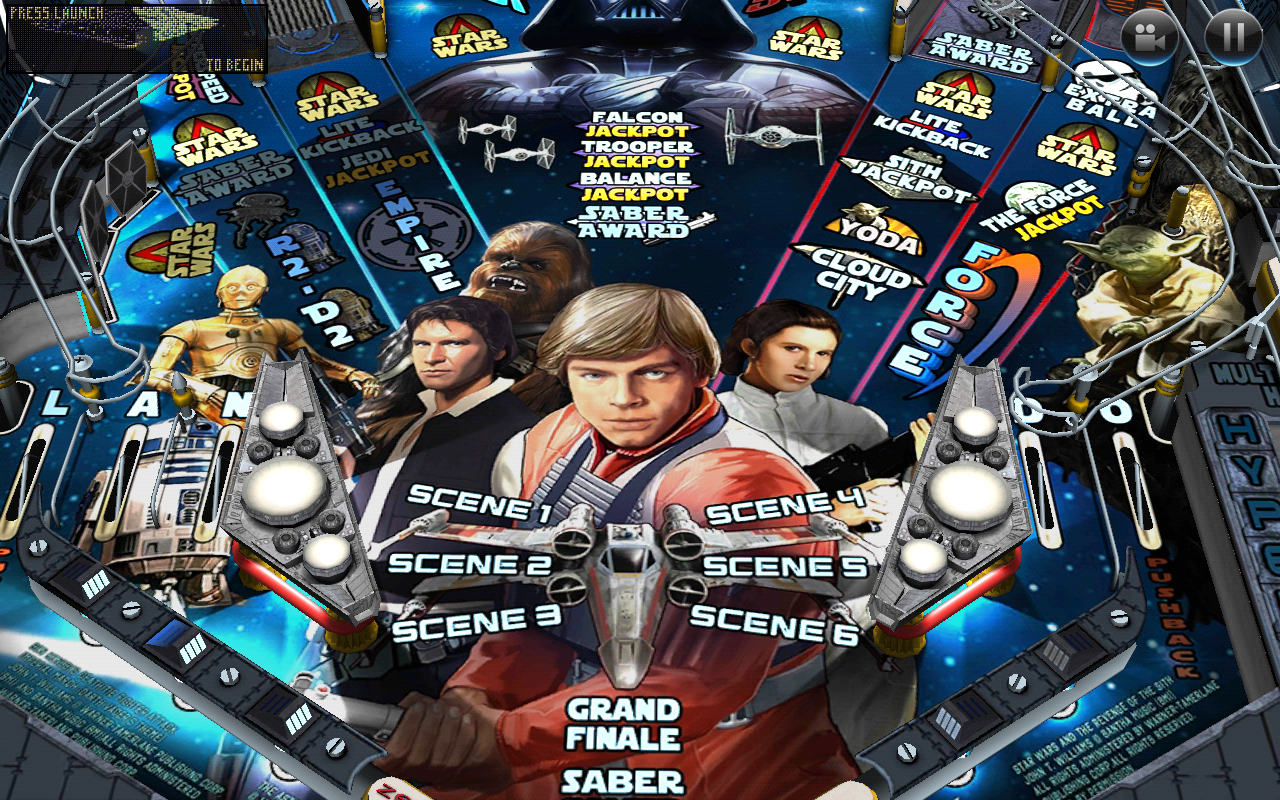 Star Wars Pinball for Android