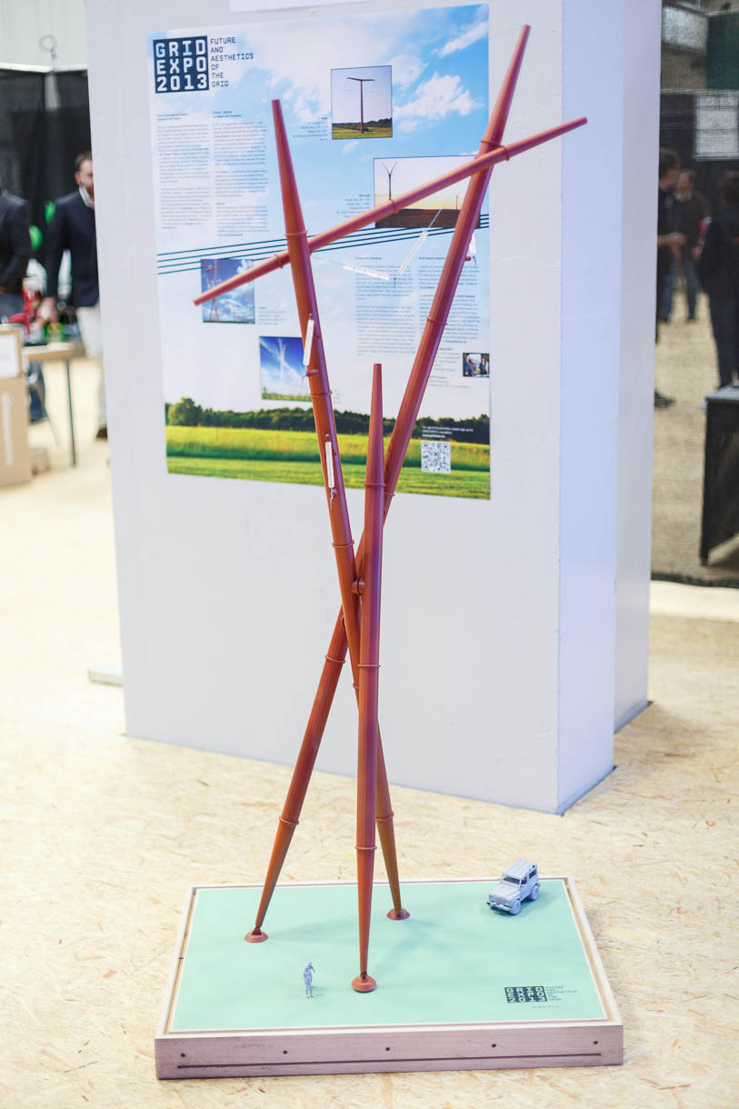 Artsy Pylon at CeBit