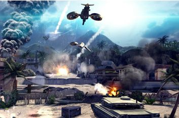 Modern Combat 4: Zero Hour is just 99 cents for Android and iOS.