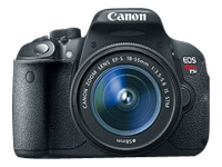 Canon EOS Rebel T5i (with 18-55mm STM lens)